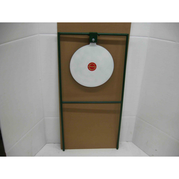 15-inch circle gong swinger steel shooting targets