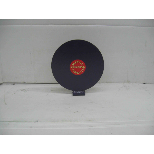 "10"" Single Knock Down Plate-Pistol*"