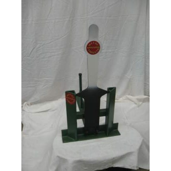 1/3 popper auto reset targets for rifle shooting