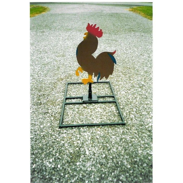 Life Size Animals-Rooster-All