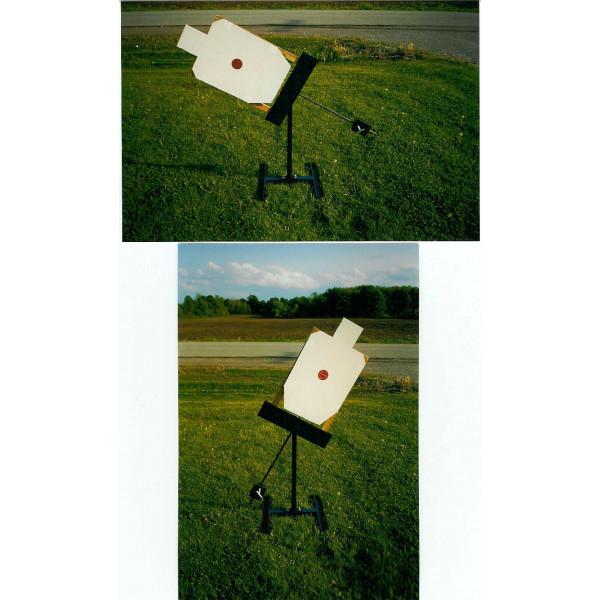 Swinging Pendulum Paper Target Holder*