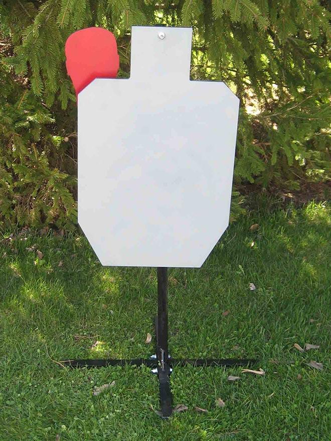 Full Sized Sniper/Hostage IPSC Targets-Rifle*
