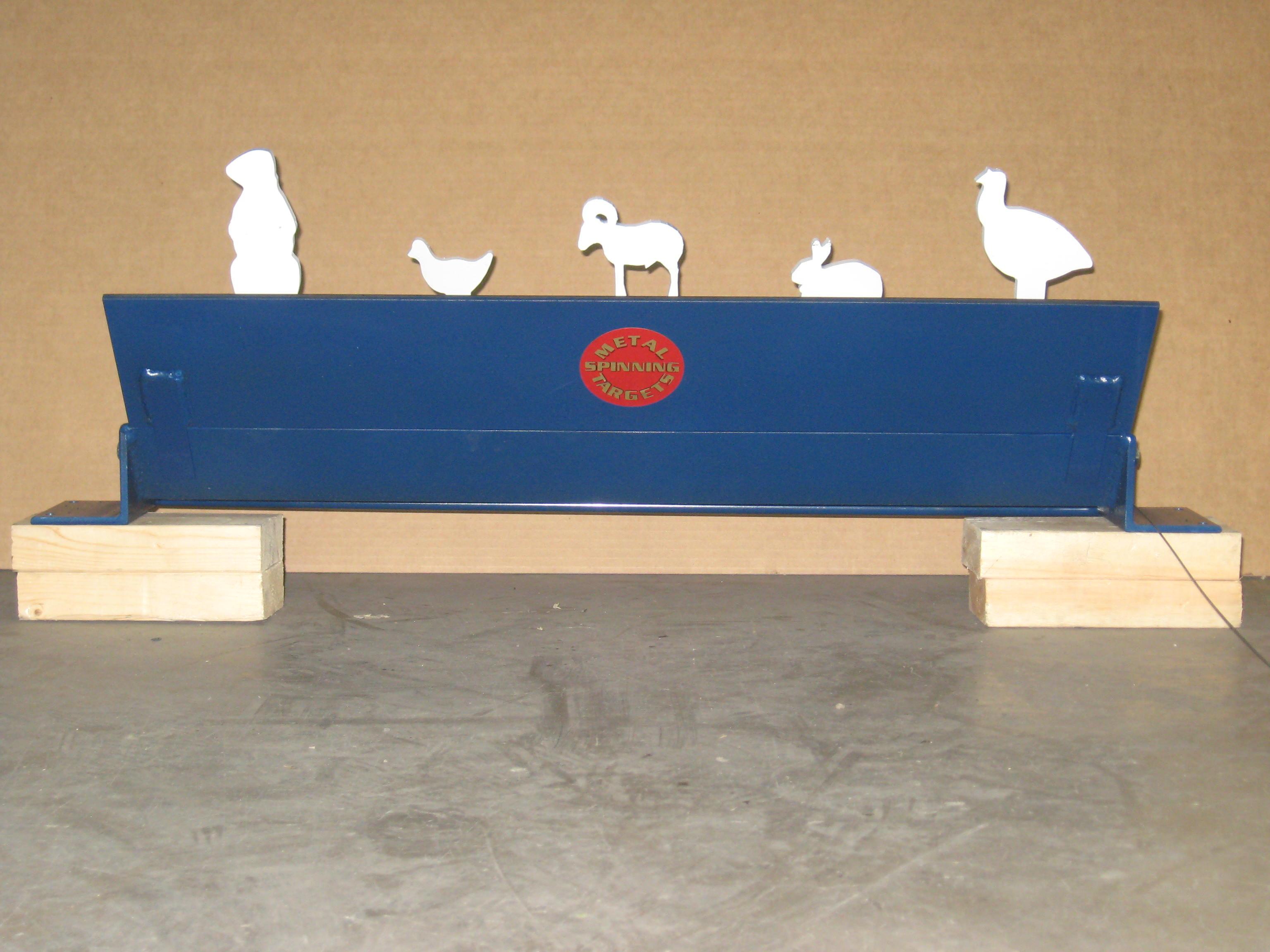 YHEC/NRA Rim Fire national Match Plate Rack