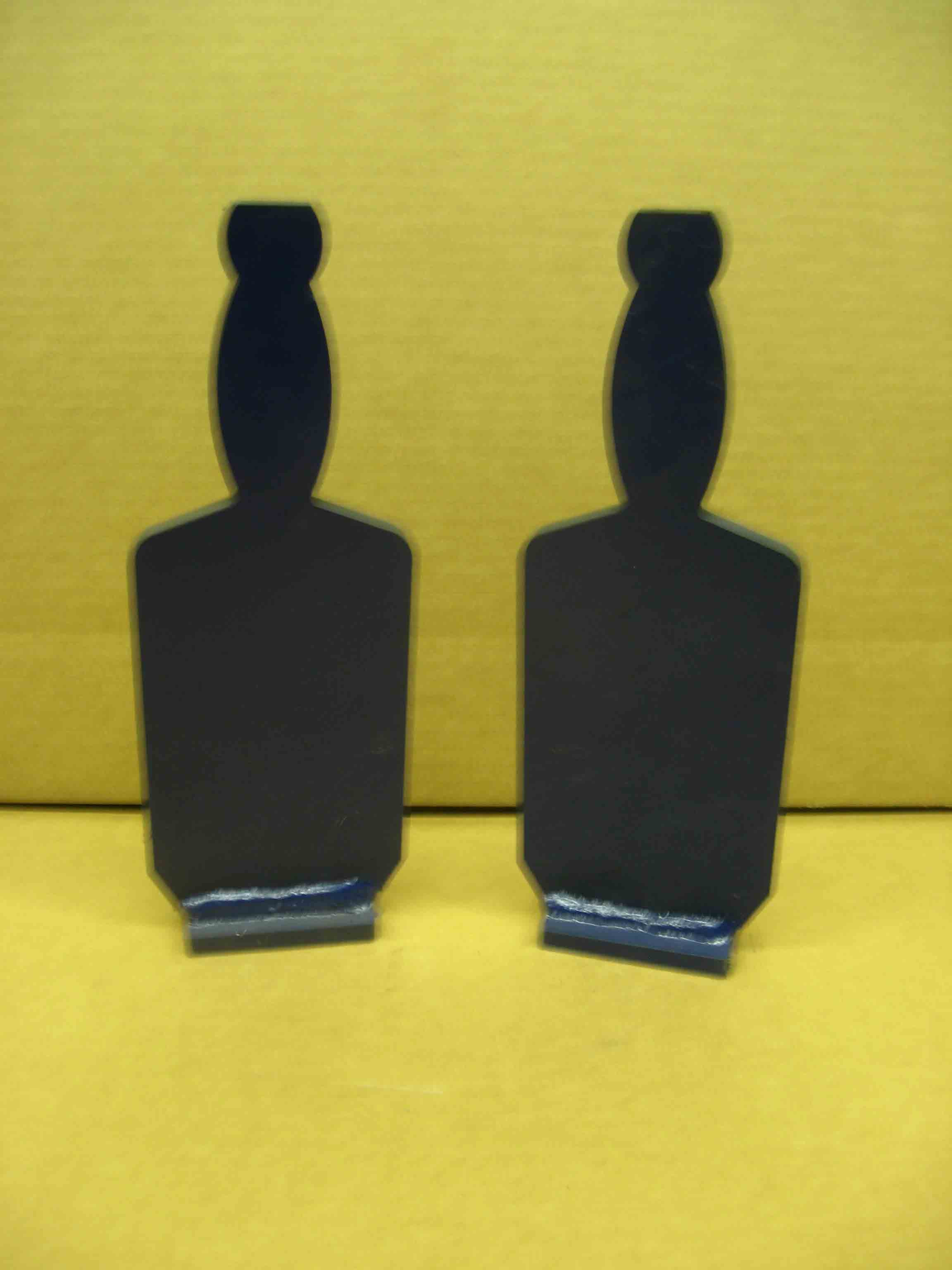 SASS Whiskey Bottle Target-Pistol*