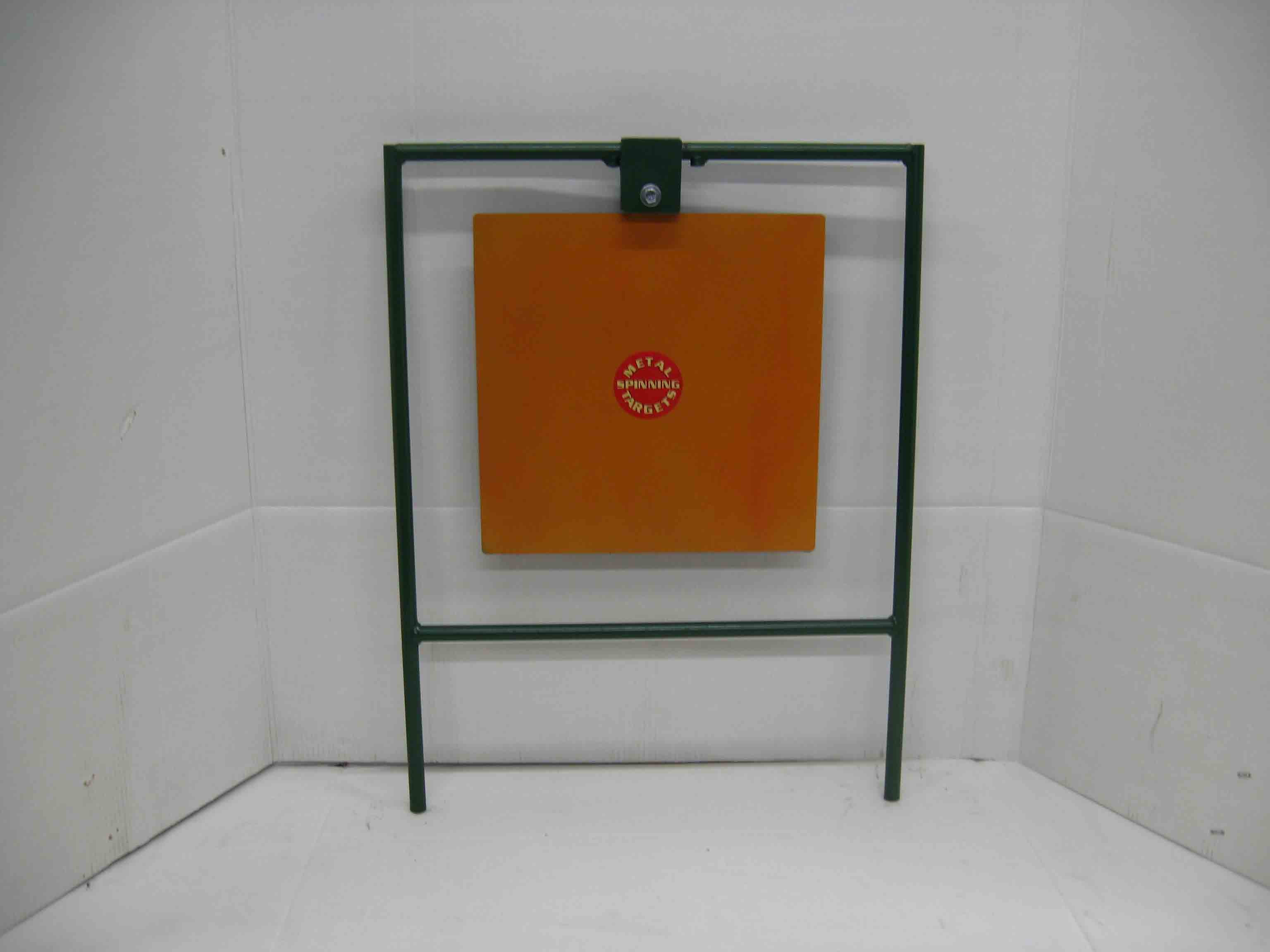 Square Steel Shooting Targets - Rifle