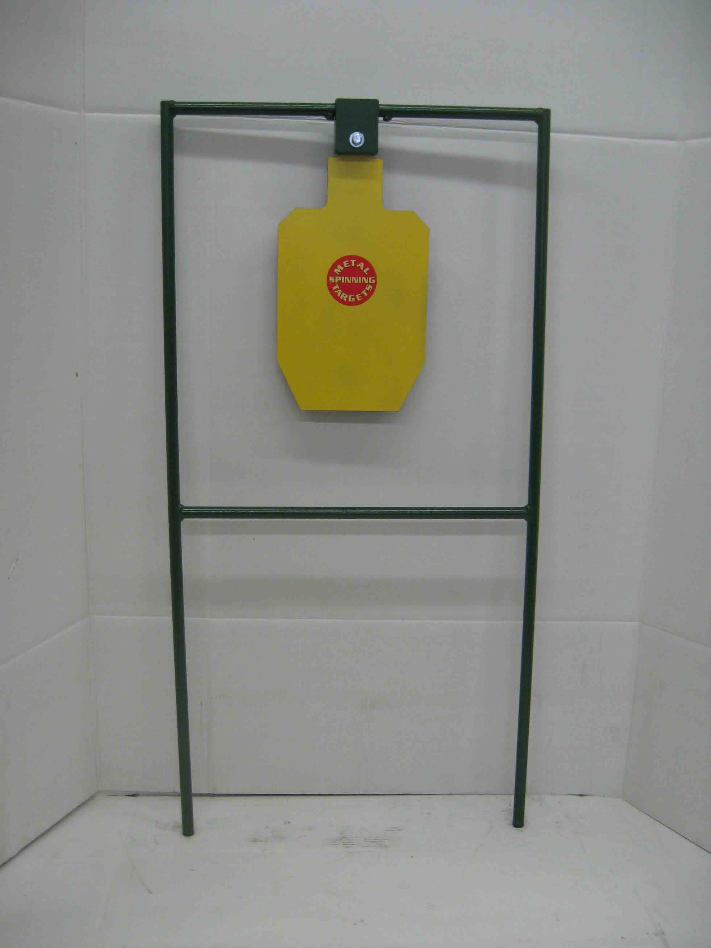 1/2 Scale Single Tall Boy IPSC Swingers- Pistol*