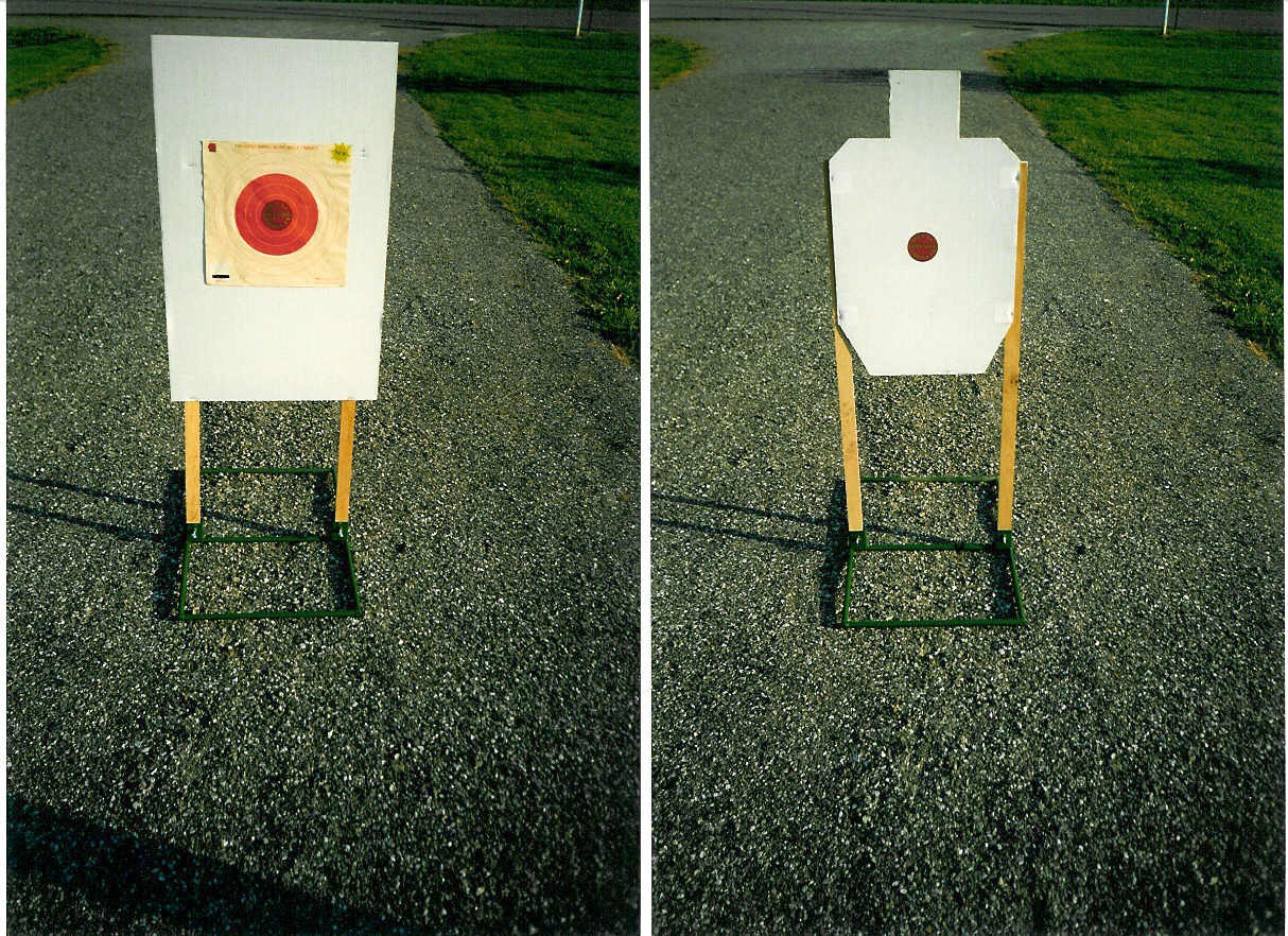Paper Target Stand-6 PACK*