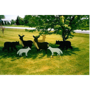Life Size Animals-Deer-All
