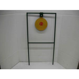 "10"" Circle Gong Tall Boy Target- Rifle*"