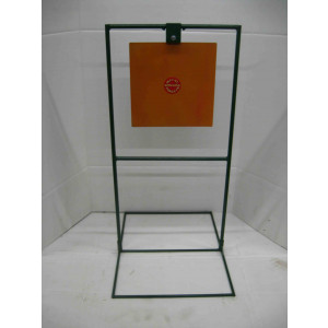 "15"" Square Steel Shooting Targets - Pistol"