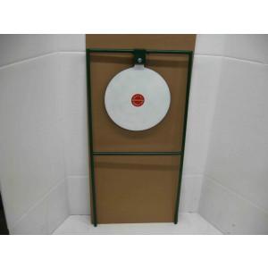 "15"" Circle Gong Tall Boy Target- Rifle*"