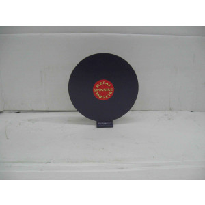 "10"" Single Knock Down Plate-Rifle*"