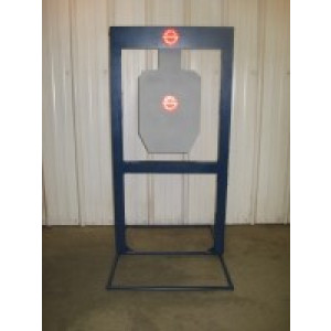 The Invincible: High-Velocity Rifle Target-2/3 Scale IPSC-Rifle